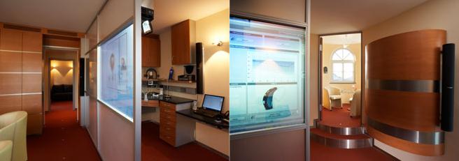 In dem privaten Ambiente unseres mit innovativer Technik ausgestatteten Studios gehen wir ganz auf Ihre individuellen Anforderungen und Bedürfnisse ein.