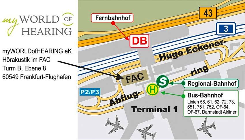 Welcher Terminal Frankfurt